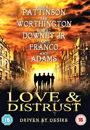 Love & Distrust - DVD movie cover (thumbnail)
