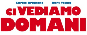 Ci vediamo domani - Italian Logo (thumbnail)