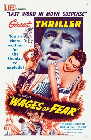 Le salaire de la peur - Movie Poster (thumbnail)