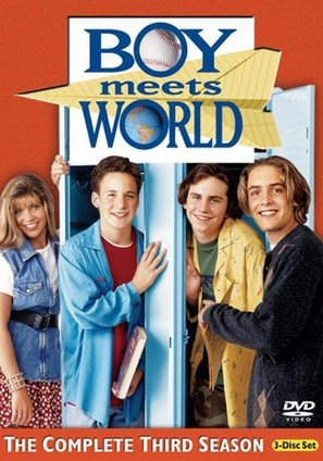 """Boy Meets World"" - DVD cover (thumbnail)"