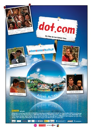 Dot.com - Portuguese Movie Poster (thumbnail)