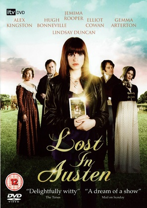 """Lost in Austen"" - British Movie Cover (thumbnail)"
