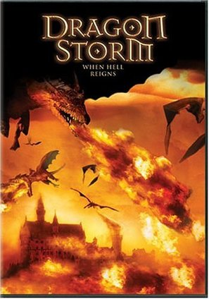 Dragon Storm - DVD cover (thumbnail)