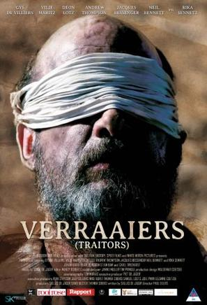 Verraaiers - South African Movie Poster (thumbnail)
