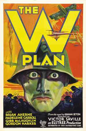 The W Plan - Movie Poster (thumbnail)