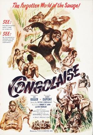 Savage Africa - Movie Poster (thumbnail)