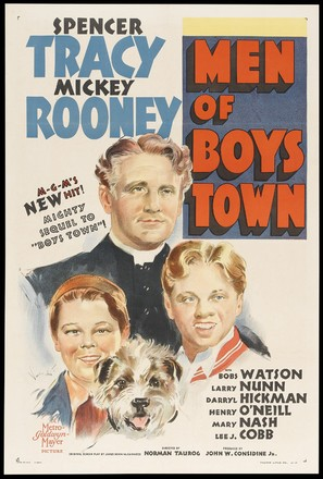 Men of Boys Town - Movie Poster (thumbnail)