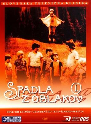 """Spadla z oblakov"" - Czech Movie Cover (thumbnail)"