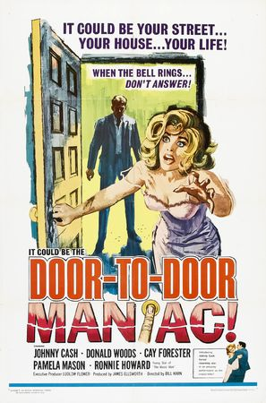 Door-to-Door Maniac - Movie Poster (thumbnail)