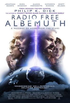 Radio Free Albemuth - Movie Poster (thumbnail)