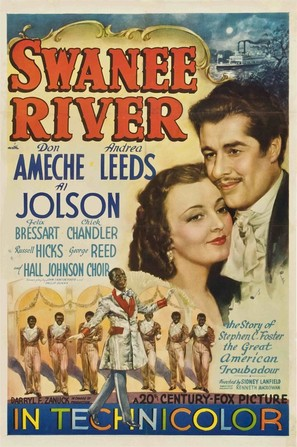 Swanee River - Movie Poster (thumbnail)