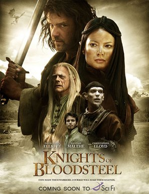 """Knights of Bloodsteel"" - Movie Poster (thumbnail)"