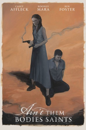Ain't Them Bodies Saints - Movie Poster (thumbnail)