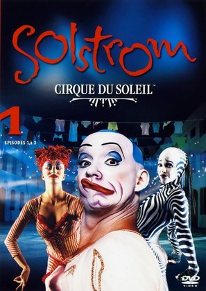 """Cirque du Soleil: Solstrom"" - Canadian Movie Cover (thumbnail)"