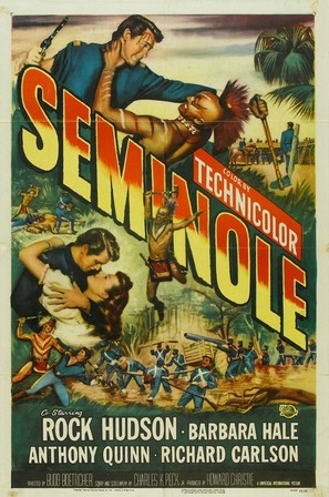 Seminole - Movie Poster (thumbnail)