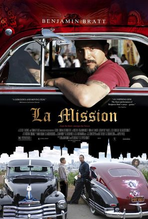 La mission - Movie Poster (thumbnail)