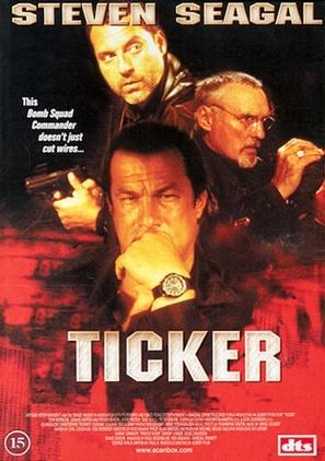 Ticker - Danish DVD movie cover (thumbnail)