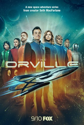 """""""The Orville"""" - Movie Poster (thumbnail)"""