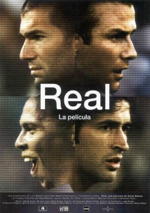 Real, la película - Spanish Movie Poster (thumbnail)