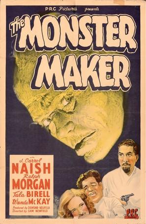 The Monster Maker - Movie Poster (thumbnail)