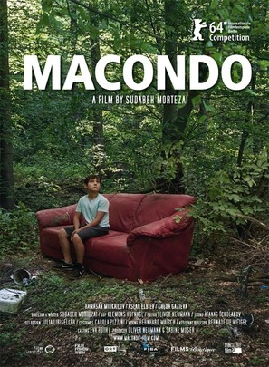 Macondo - Austrian Movie Poster (thumbnail)