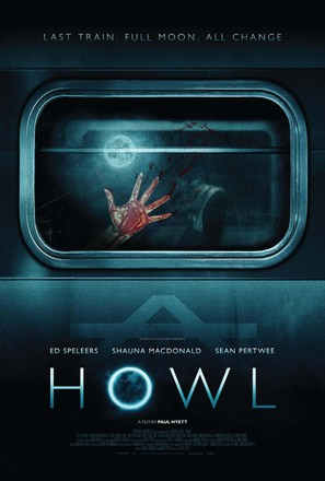Howl - Movie Poster (thumbnail)