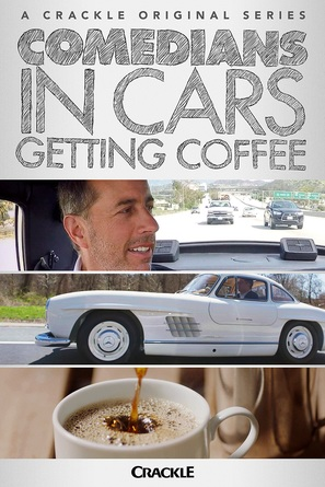 """""""Comedians in Cars Getting Coffee"""" - Movie Poster (thumbnail)"""