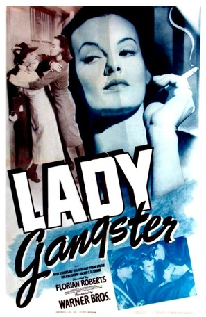 Lady Gangster - Movie Poster (thumbnail)