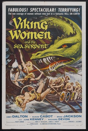 The Saga of the Viking Women and Their Voyage to the Waters of the Great Sea Serpent - Movie Poster (thumbnail)
