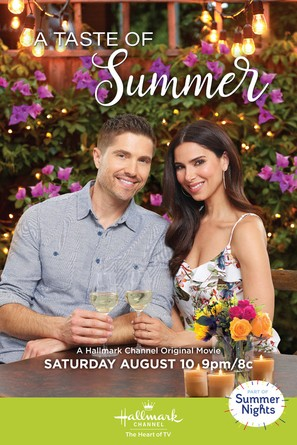 A Taste of Summer - Movie Poster (thumbnail)