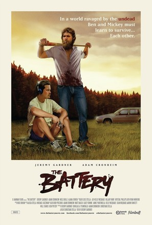 The Battery - Movie Poster (thumbnail)