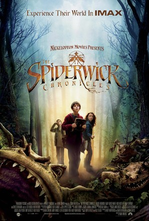 The Spiderwick Chronicles - Movie Poster (thumbnail)