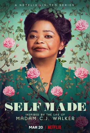 """Self Made: Inspired by the Life of Madam C.J. Walker"""