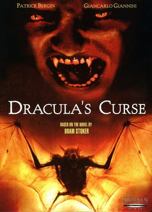 """Dracula"" - DVD movie cover (thumbnail)"