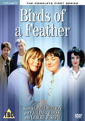 """Birds of a Feather"" - British DVD movie cover (thumbnail)"