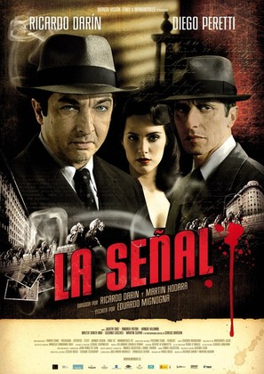 Señal, La - Spanish Movie Poster (thumbnail)