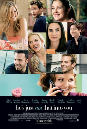 He's Just Not That Into You - Movie Poster (thumbnail)
