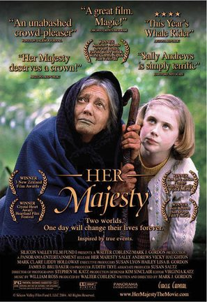 Her Majesty - New Zealand Movie Poster (thumbnail)