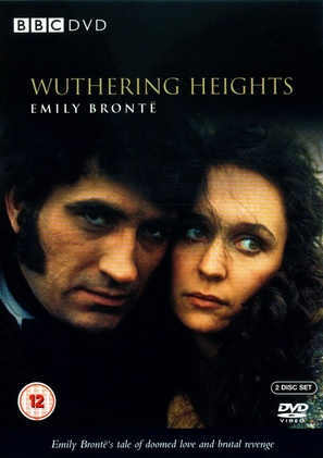 """Wuthering Heights"" - British Movie Cover (thumbnail)"