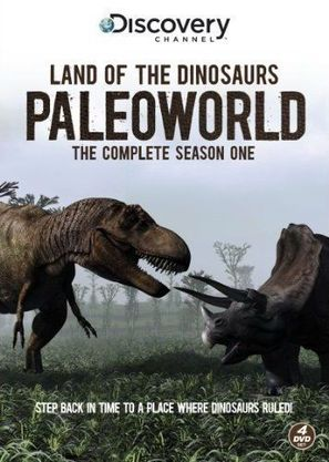 """Paleoworld"" - DVD cover (thumbnail)"