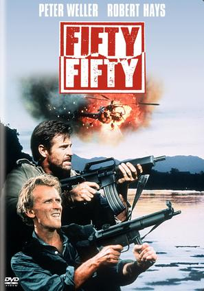 Fifty/Fifty - DVD cover (thumbnail)