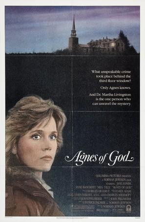 Agnes of God - Movie Poster (thumbnail)
