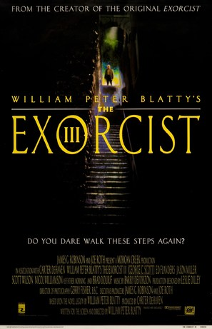 The Exorcist III - Movie Poster (thumbnail)