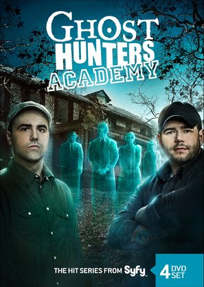 """""""Ghost Hunters Academy"""" - DVD movie cover (thumbnail)"""