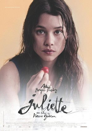 Juliette - French Movie Poster (thumbnail)