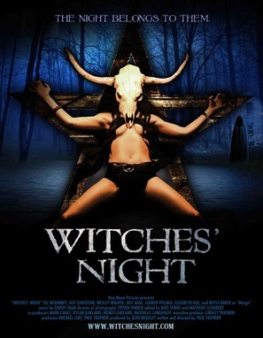 Witches' Night - Movie Poster (thumbnail)