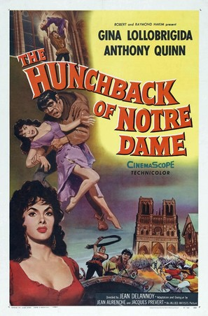 Notre-Dame de Paris - Movie Poster (thumbnail)