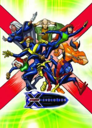 """X-Men: Evolution"" - poster (thumbnail)"