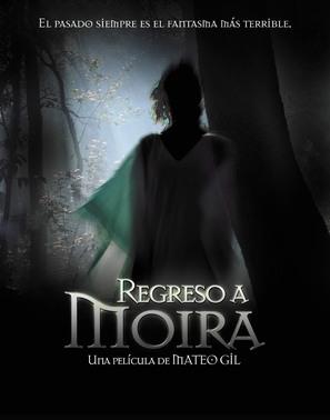 Películas para no dormir: Regreso a Moira - Spanish Movie Poster (thumbnail)