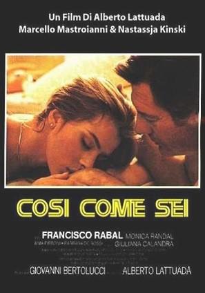 Così come sei - Italian Movie Poster (thumbnail)